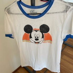 Vintage Disney Mickey Mouse Shirt